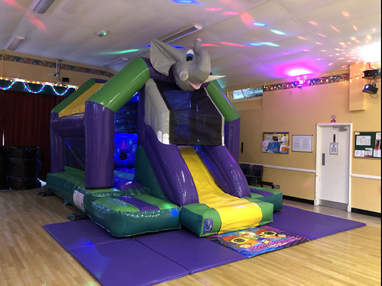 Elephant Bouncy Castle