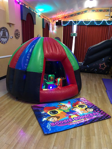 Sensory Soft Play Hire