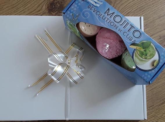 Mohito Bath Bomb Gift Box