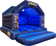Bouncy castle hire Lancing