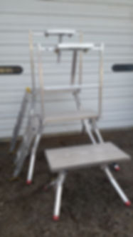 Sturdy Deck Work Stands