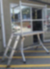 Sturdy Deck Stands