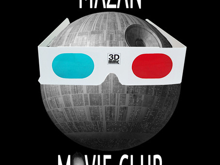 """Silver Linings Playbook"" on the Mazan Movie Club Podcast with host & corporate comedian Steve Mazan"
