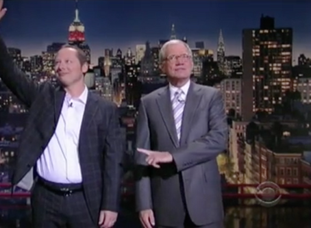 10 Years From Letterman