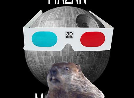 "We celebrate ""Groundhog Day"" on the Mazan Movie Club podcast."