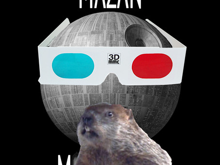 "We celebrate ""Groundhog Day"" on the Mazan Movie Club podcast."