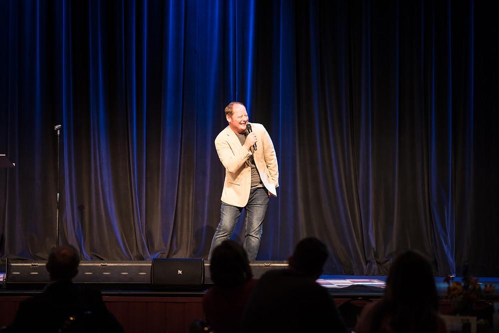 Corporate Comedy Fundraising