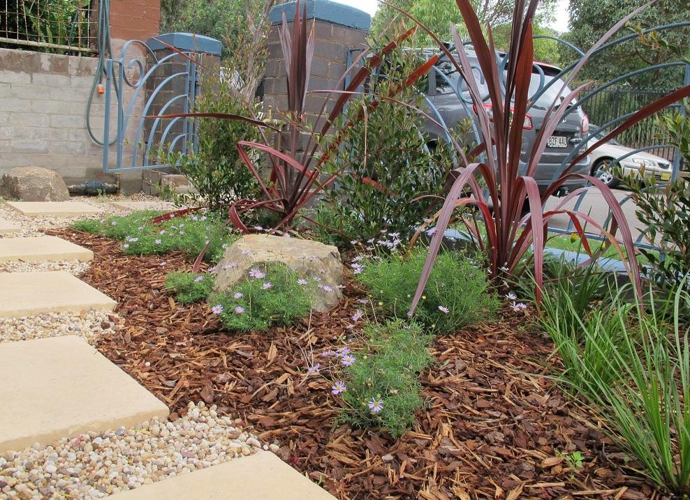 Stanmore garden design