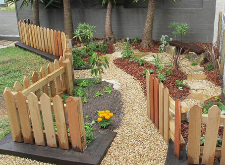 Home Gardens - toddler-friendly spaces