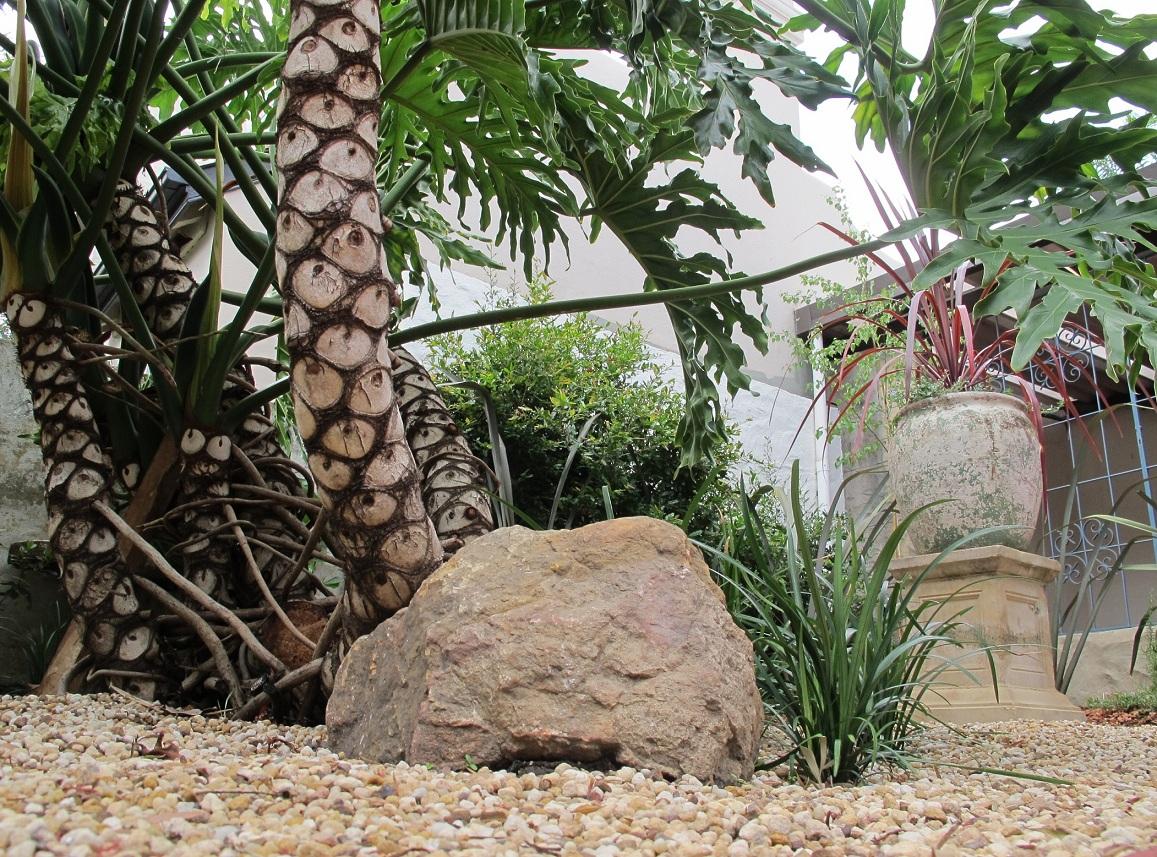 Stanmore home garden