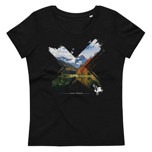X-Landschaft - Frauen Shirt