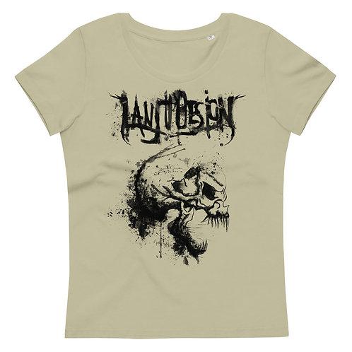 Lanju Design Skull - Frauen Shirt