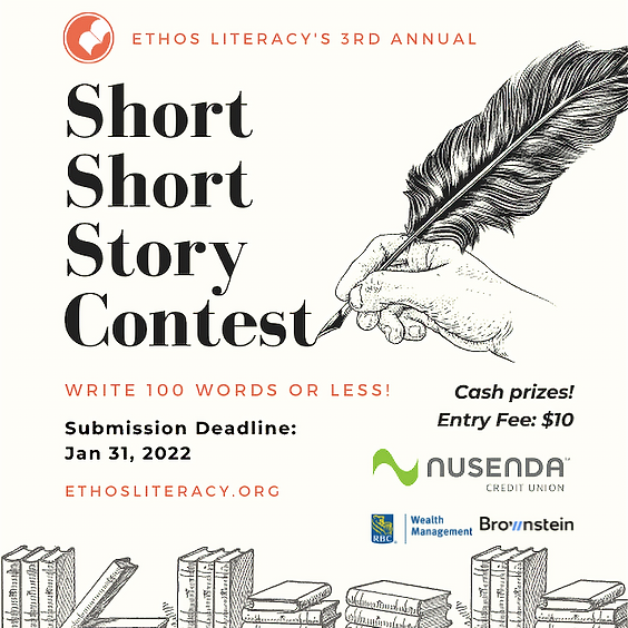 3rd Annual Short Short Story Contest