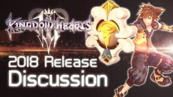 Kingdom Hearts 3 Release Discussion