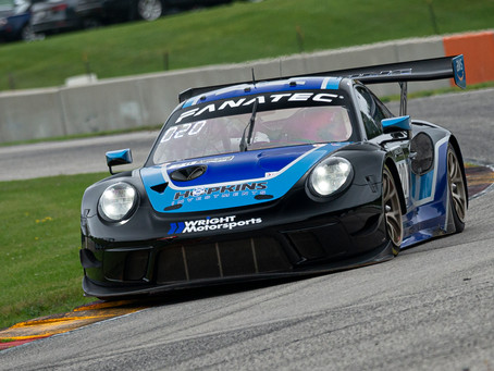 EVENT PREVIEW: Wright Returns to Watkins Glen with Sizeable Points Lead