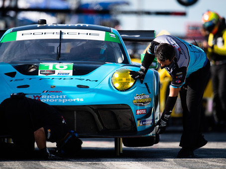VIR Preview: Wright Motorsports Gears Up for GT Weekend in Virginia
