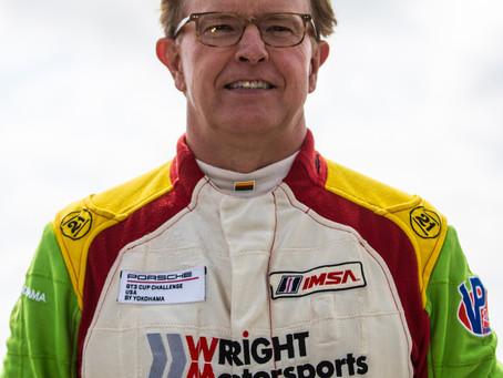 Wright Motorsports Returns to Porsche GT3 Cup Challenge USA
