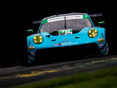 Road Atlanta Preview: Jan Heylen Joins IMSA WeatherTech Lineup for Endurance Challenge