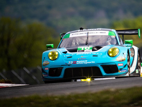 Wright Motorsports Carries Consistency and Momentum into VIR IMSA Weekend