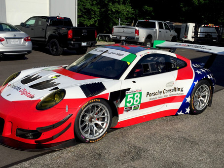 Wright Motorsports Primed for the Sahlen's Six Hours of the Glen