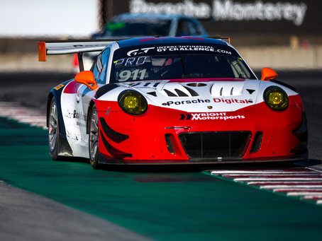 Wright Motorsports Nets a Fourth Place at the California Eight Hour