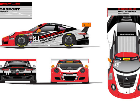 Wright Motorsports Enters Factory Driver Lineup for California 8-Hour