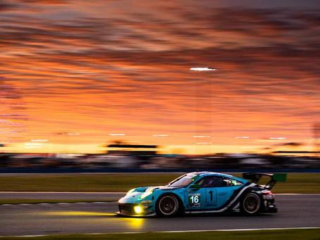 Wright Motorsports Gets IMSA Season off to the Right Start at Rolex 24 At Daytona