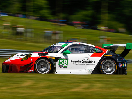 Wright Motorsports Carries Heavy Momentum to Road America