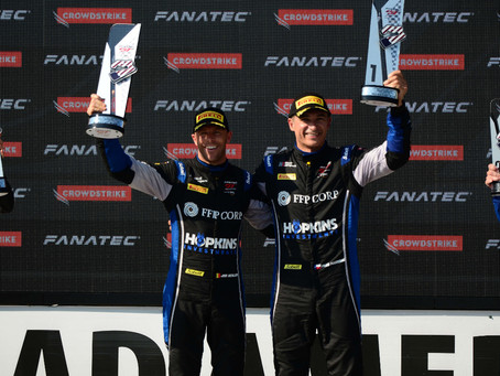 Wright Motorsports Returns to Victory Circle at Road America