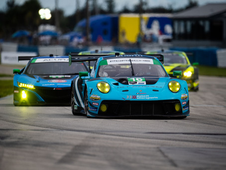 Twelve Hours of Sebring to Determine GTD Championship Title
