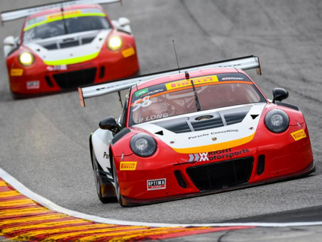 Wright Motorsports Confirms a Two-Car Assault and All-New SprintX Lineup