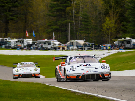Wright Motorsports Moves Forward Following CTMP