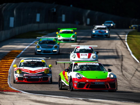 Wright Motorsports Shifts into High Gear for The Second Leg of The IMSA GT3 Cup Challenge Season
