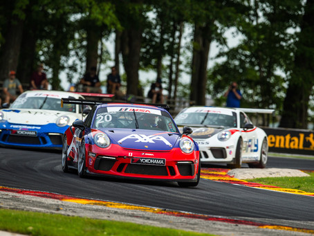 Wright Motorsports Sets the Stage for IMSA GT3 Cup at VIR