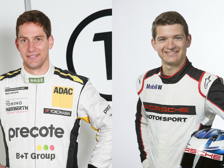 Mathieu Jaminet and Robert Renauer Complete Wright Motorsports Rolex 24 Lineup