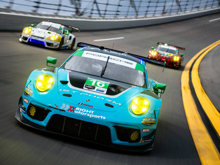 Event Preview: Wright Motorsports Makes Preparations for Team's 28 Hours of Racing At Daytona