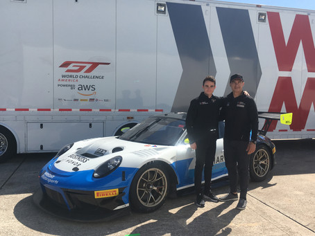Wright Motorsports Gears Up for GT World Challenge America Campaign with Root and Poordad