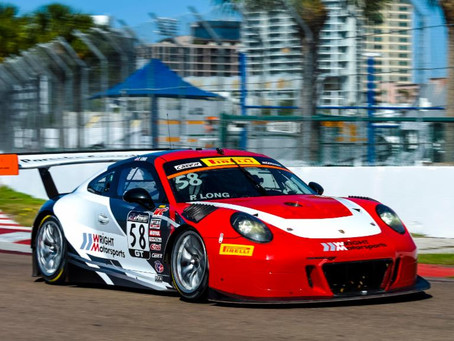 Wright Motorsports Carries High Momentum to Long Beach