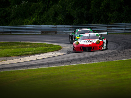 Wright Motorsports Gets a Taste of Progress at Lime Rock Park
