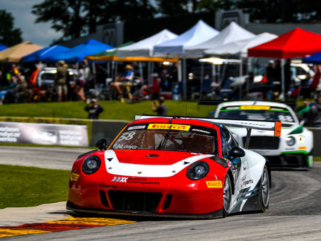 Long Regains Championship Lead in a Double-Sided Weekend at Road America