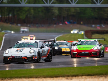 Wright Motorsports Returns Home for Rounds 5 and 6 of the Porsche GT3 Cup Challenge USA
