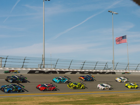 Wright Motorsports Maintains Strong Results at Rolex 24 At Daytona