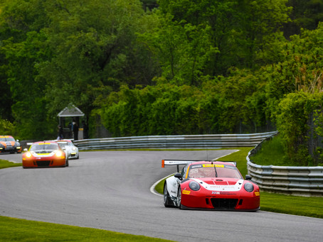 Three Victories Highlight a Bittersweet Week for Wright Motorsports at Lime Rock