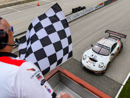 Wright Motorsports Rolls out of Road America with Three Podiums