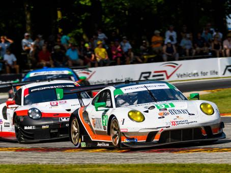 Wright Motorsports Makes GTD Return at Lime Rock Park