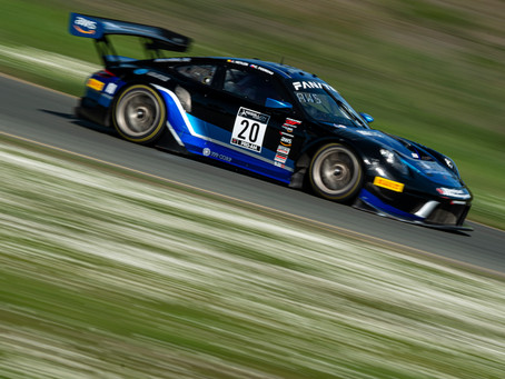 Wright Motorsports Aims to Continue Podium Streak at VIRginia International Raceway