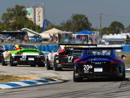 Wright Motorsports Sets the Stage for the IMSA GT3 Cup Challenge Season Opener