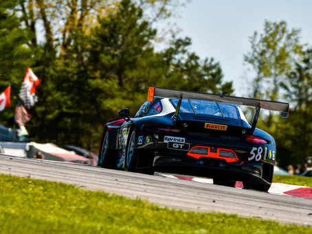 Wright Motorsports Looks to Defend Track Title  at Canadian Tire Motorsport Park