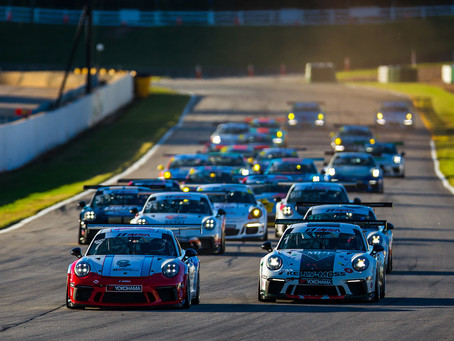 Wright Motorsports Closes out the IMSA GT3 Cup Season in Good Spirits