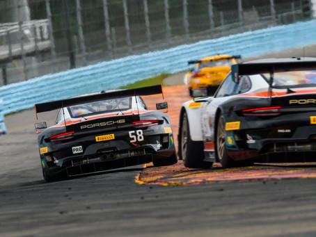 Wright Motorsports Pushes through to Watkins Glen Podium